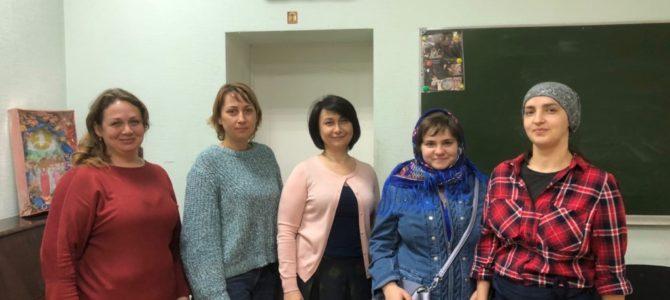 Состоялась беседа в рамках Дня Православной книги