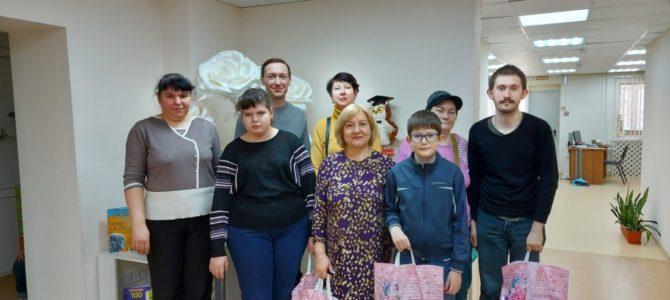 Состоялось награждение воспитанников Воскресной школы